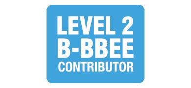 Level 2 B-BBEE Contributor